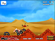 Monster trucks attack terepj�r�s j�t�kok